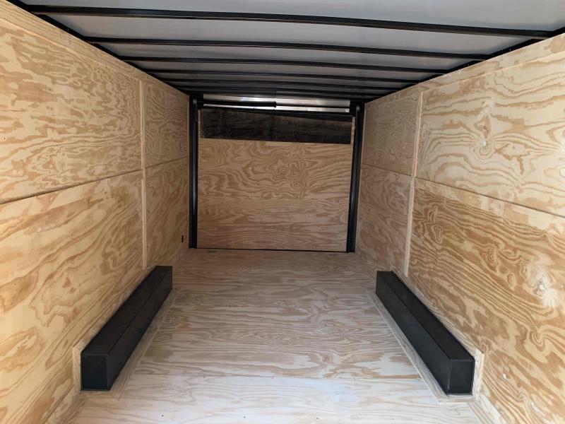 2021 Anvil 8.5x20TA Enclosed Cargo Trailer