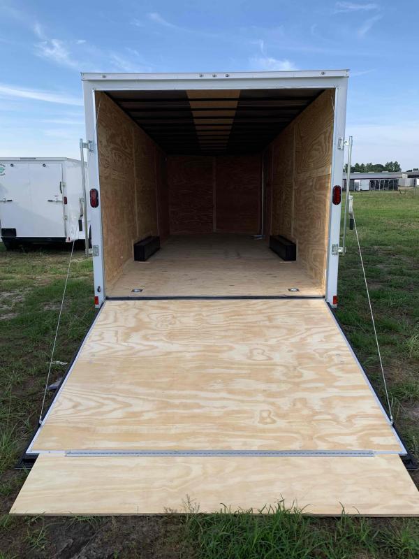 2021 Empire Cargo 8.5x24TA Enclosed Cargo Trailer