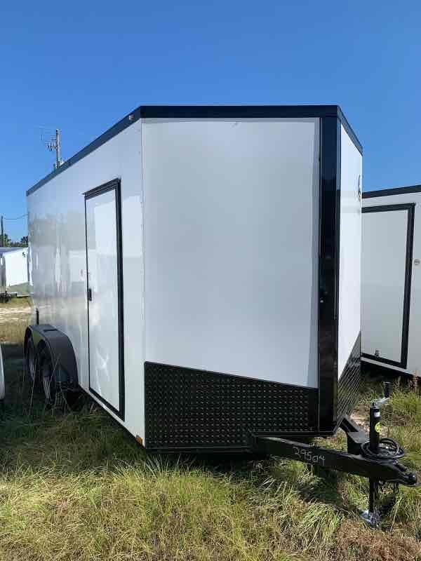 2022 Spartan 7x14TA Cargo Enclosed Cargo Trailer