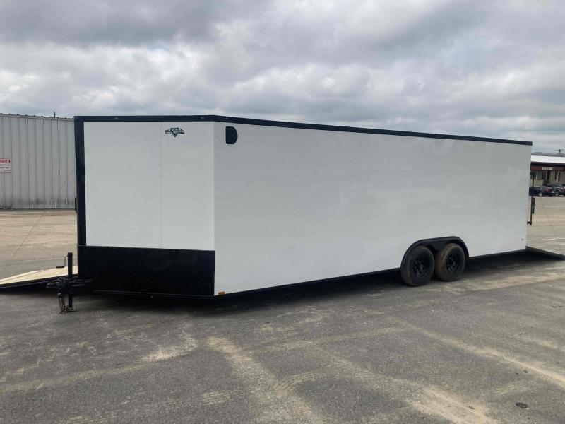 2022 Diamond Cargo 8.5X24TA Snowmobile Trailer