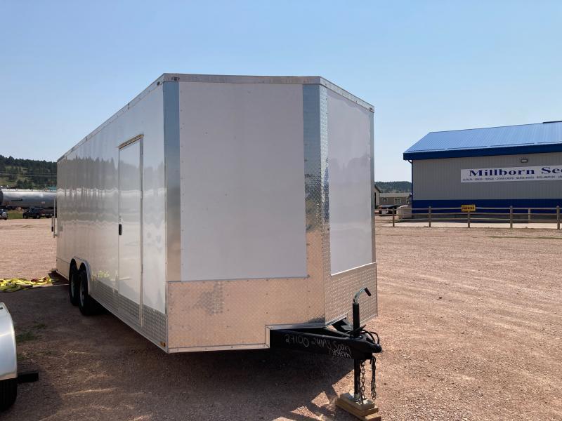2021 Quality Cargo 8.5x24ta3 Enclosed Cargo Trailer