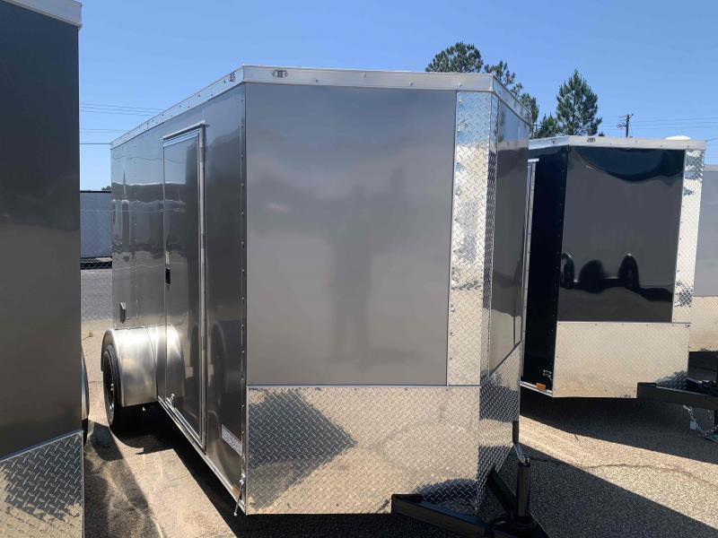 2021 Anvil 6X12SA Enclosed Cargo Trailer