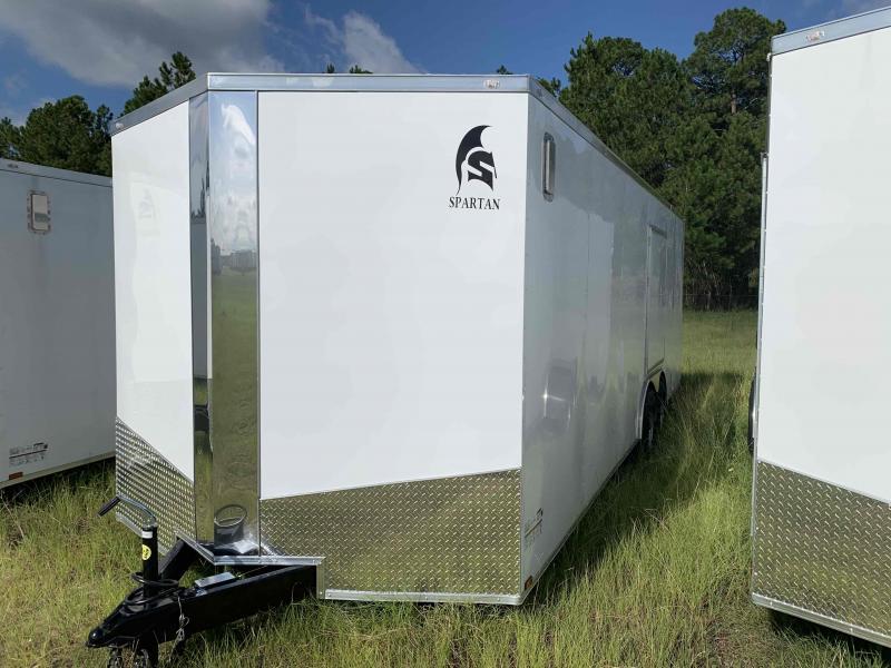 2022 Spartan Cargo 8.5X24TA Enclosed Cargo Trailer