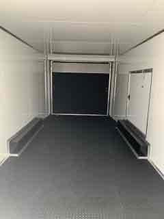 2021 Diamond 8.5x24ta Enclosed Cargo Trailer