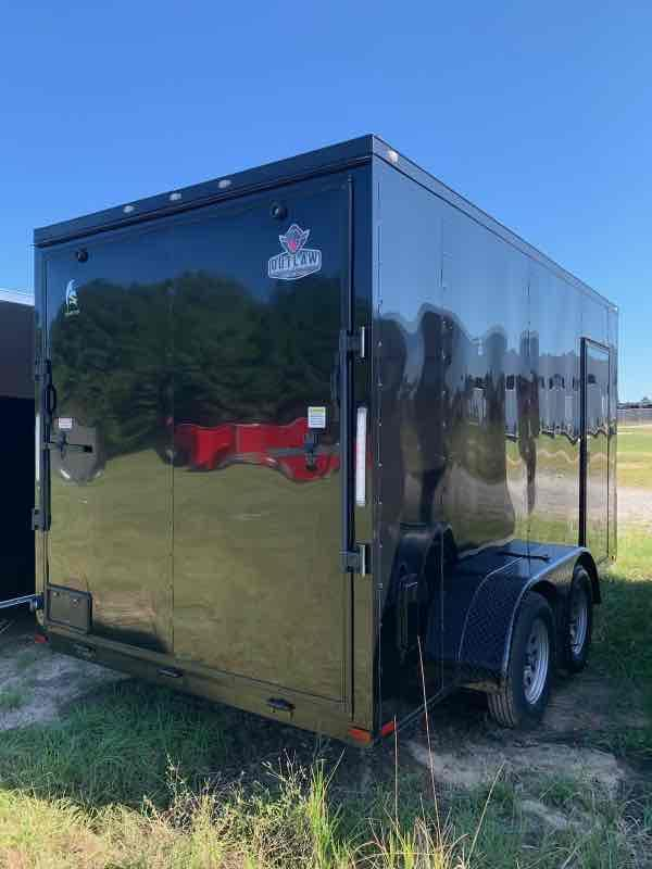 2022 Spartan 7x14TA Enclosed Cargo Trailer