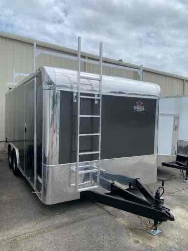 2021 Anvil 8.5x18TA Enclosed Cargo Trailer
