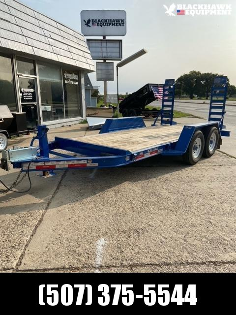 2018 Felling Trailers F-10 I Equipment Trailer