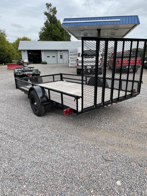2021 Carry-On 6X12GWRS ATV Trailer