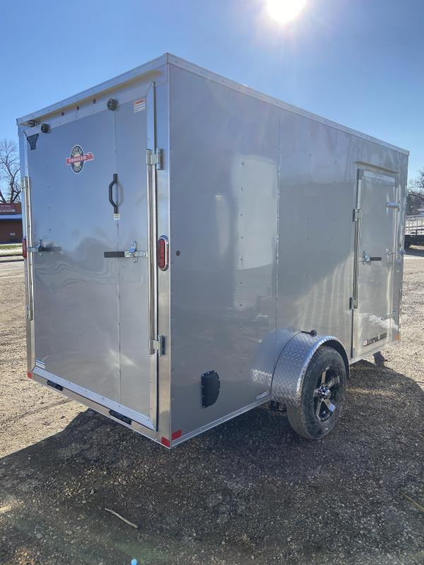 2020 Carry-On 6x12 Enclosed Cargo Trailer