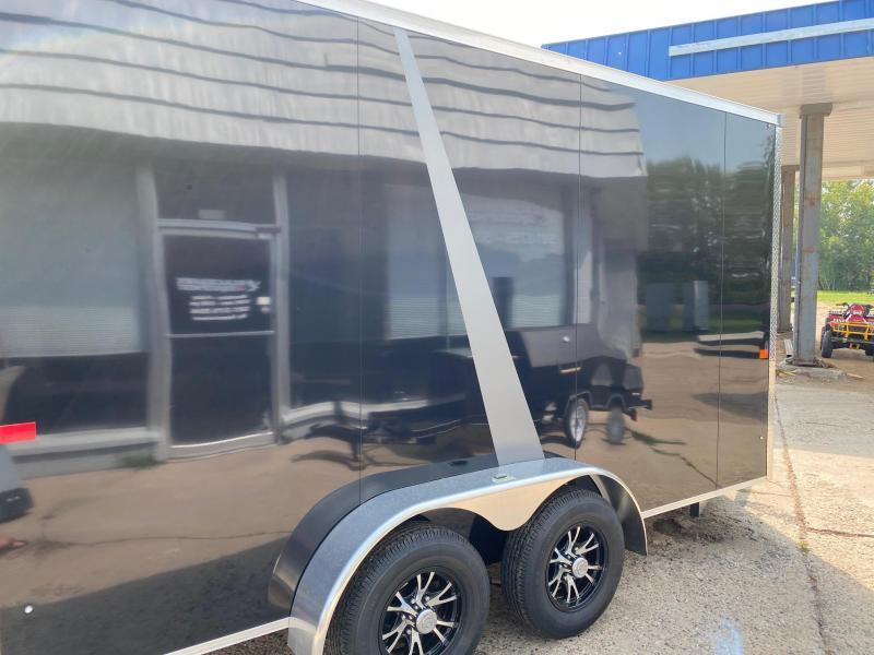 2021 AERO 7x14TAUTV Enclosed Cargo Trailer