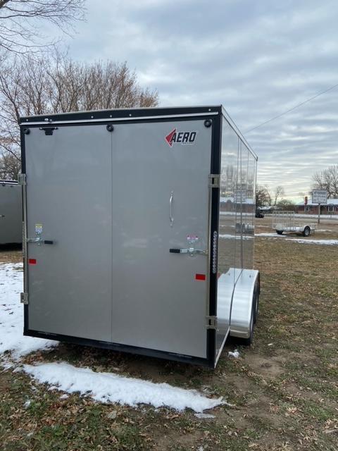 2020 AERO 7X14TA35 UTV Enclosed Cargo Trailer