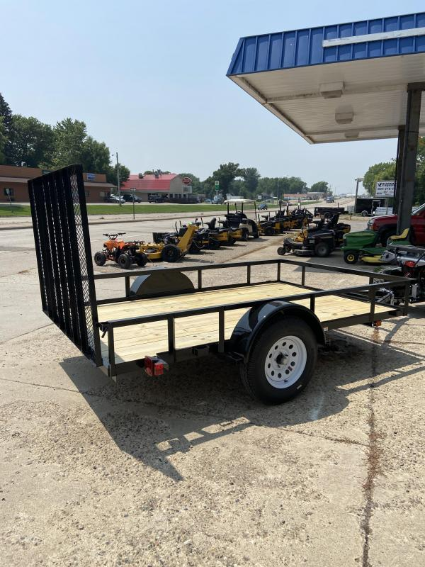 2021 Carry-On 6X10GW 3K Utility Trailer with Ramp
