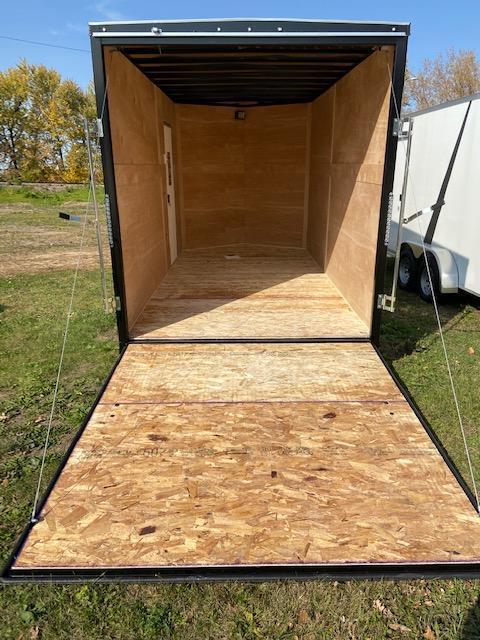 2021 AERO 7x16UTV Enclosed Cargo Trailer
