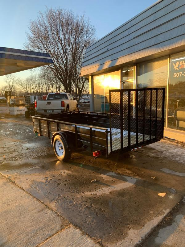 2021 Carry-On 6X12SSG Utility Trailer