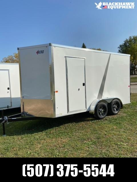 2021 AERO 7x14 UTV Enclosed Cargo Trailer