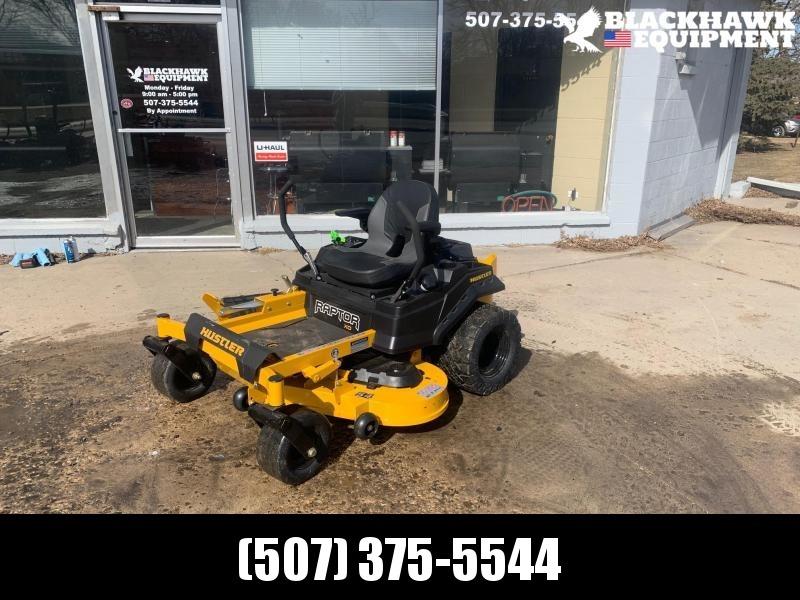 "2021 Hustler Raptor XD 54"" Zero Turn Lawn Mower"