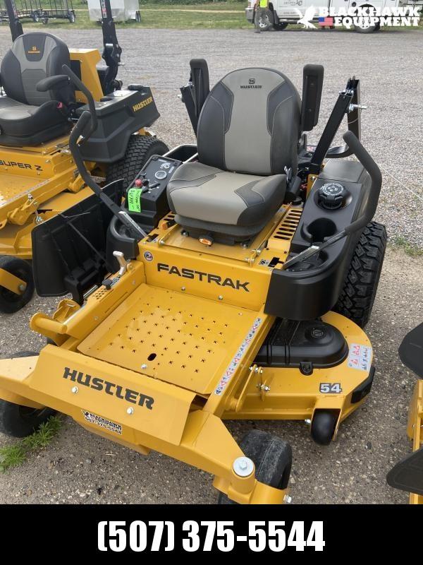 "2021 Hustler FasTrak 54"" Lawn Equipment"