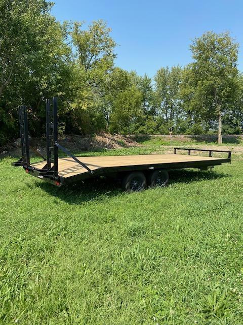 2021 Carry-On 8.5X20DODT7K Equipment Trailer