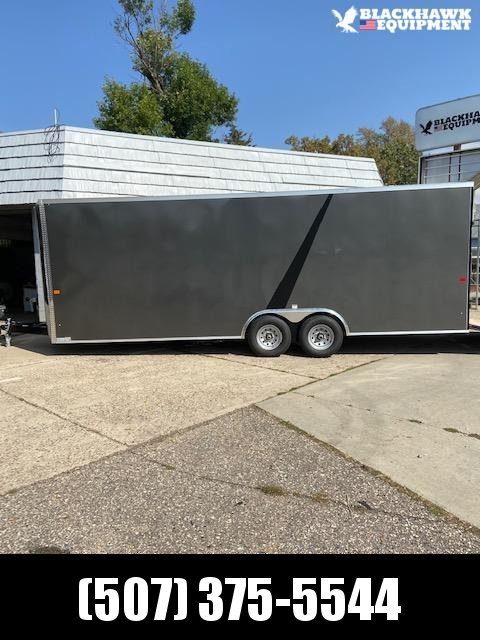 2021 AERO 8.5x22TA52 Enclosed Cargo Trailer