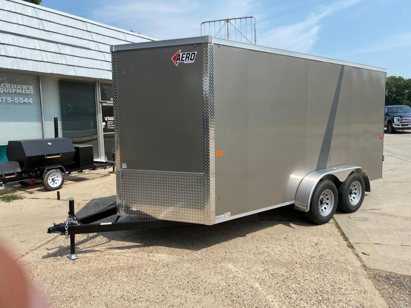 2020 AERO 7X14TA35 Enclosed Cargo Trailer
