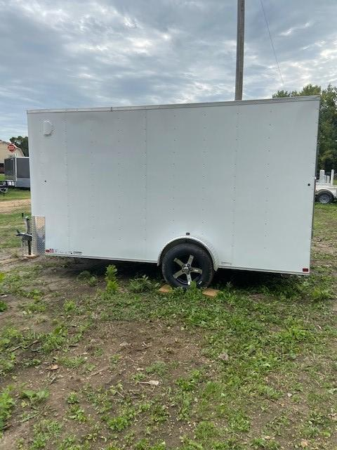 2020 Carry-On 7X14CGRBN3K Enclosed Cargo Trailer