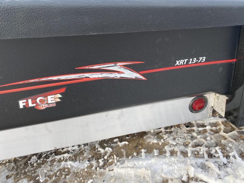 "2021 Floe Cargo Max XRT 13'-73"" Utility Trailer"