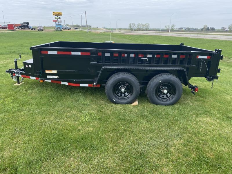 2020 Carry-On 6X1210K Dump Trailer with Ramps