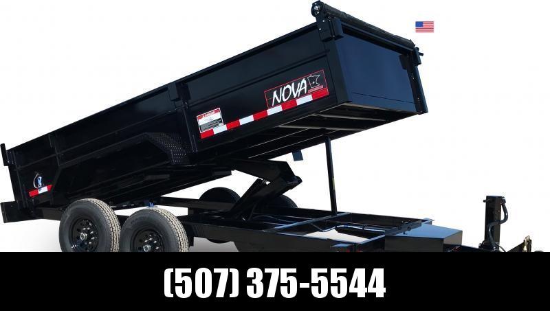 2018 Midsota DT82-14K DT-14 Dump Trailer