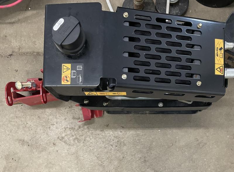 2019 Toro 78596 Power Broom Attachment