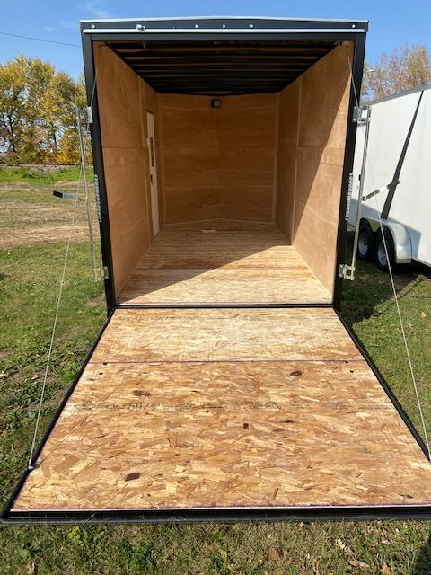 2021 AERO 7x16UTV Enclosed Cargo Trailer