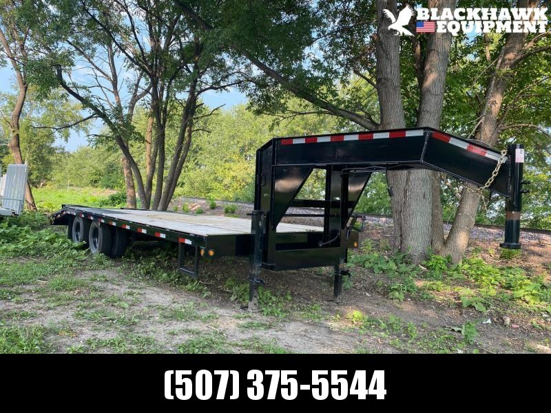 2021 Carry-On 8.5X25 Gooseneck 20K GVW Equipment Trailer