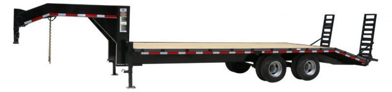 2021 Carry-On 8.5X25 Gooseneck 20K GVW Equipment Trailer
