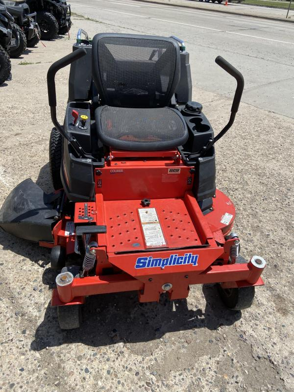 """2019 Simplicity Courier Lawn Mowers 48"""" Zero-Turn"""