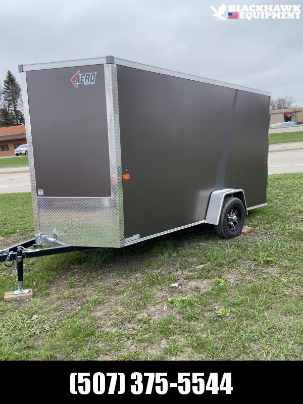 2020 AERO 6X12SA Enclosed Cargo Trailer