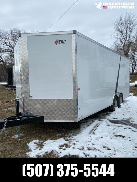 2021 AERO 8.5x20 Enclosed Enclosed Cargo Trailer