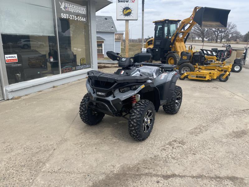 2021 Bennche Gray Wolf 400i ATV