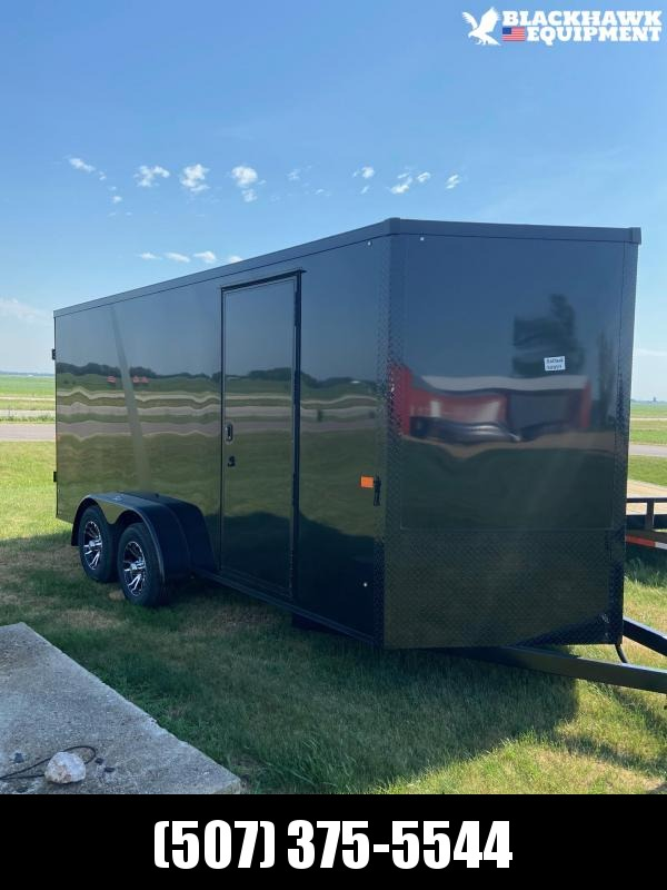 2021 AERO 7x16TA35 Enclosed Cargo Trailer