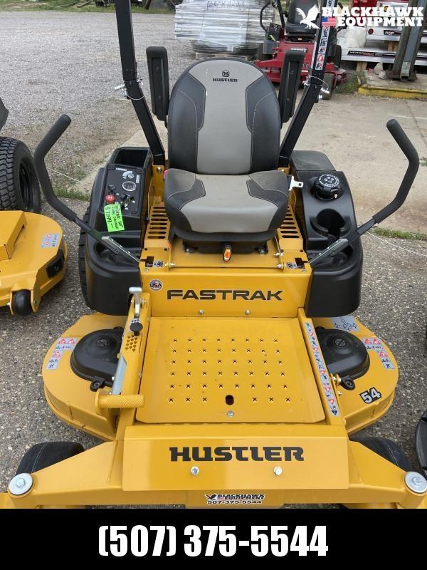 "2021 Hustler FasTrak 54"" Lawn Equipment RD"