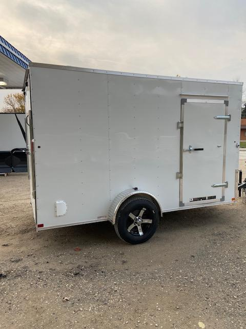 2020 Carry-On 6X12CGRCM Enclosed Cargo Trailer