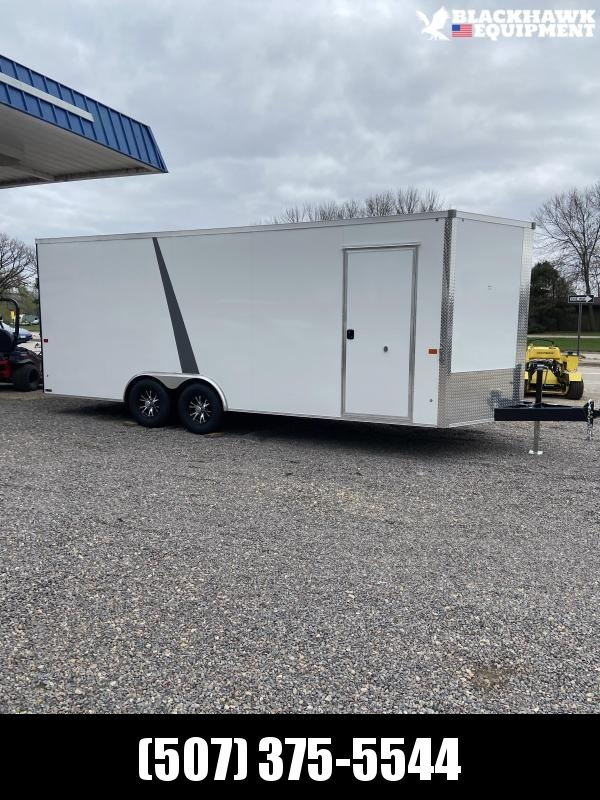 2020 AERO 8.5'x20' Tandam 5200 Axle Enclosed Cargo Trailer