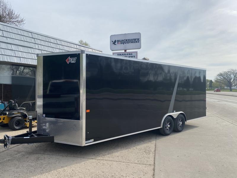2021 AERO 8.5x22TA52 Enclosed Cargo Trailer