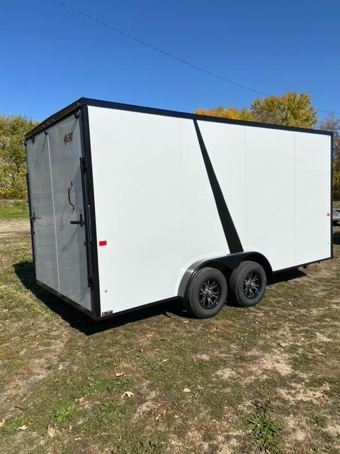 2021 AERO 7x14TAUTV Enclosed Cargo Trailer