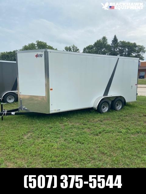 2020 AERO 7x16TA35 Enclosed Cargo Trailer