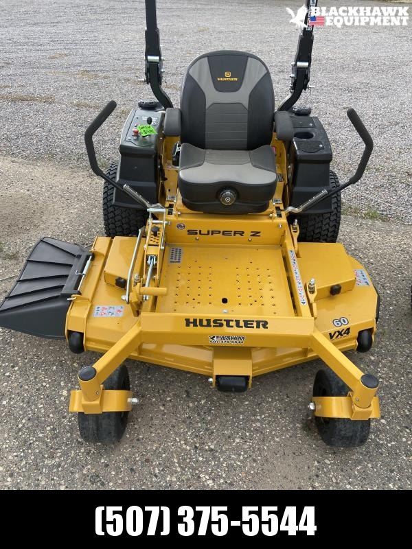 "2021 Hustler Super Z 60"" Lawn Equipment"