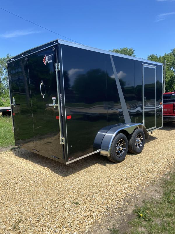 2021 AERO 7X14TA35 Enclosed Cargo Trailer