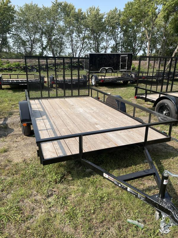 2021 Carry-On 7x12 Utility Trailer
