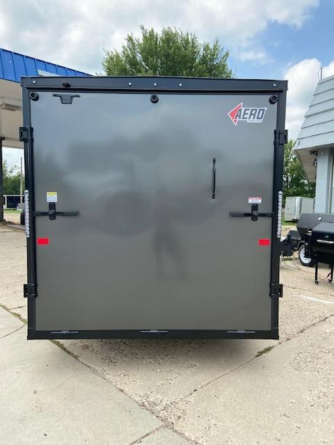 2021 AERO 7x18TA35 Enclosed Cargo Trailer