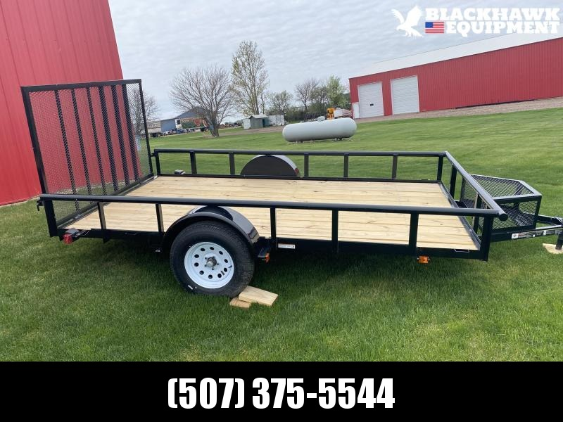2020 Carry-On 7x12GWPT Utility Trailer 3K