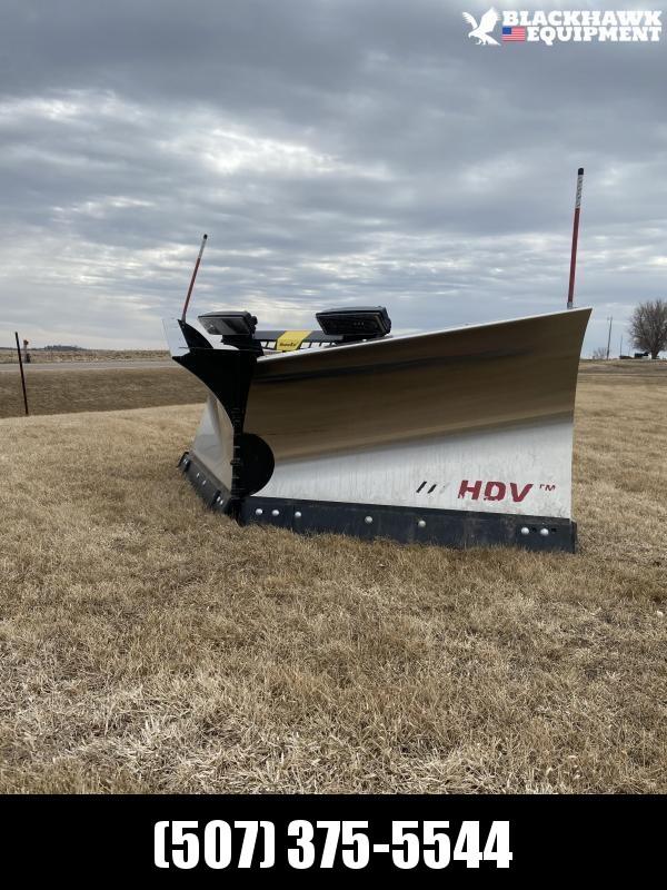 2020 Snow Ex 9.6 HDV SS Snow Plow