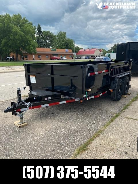 2020 Carry-On 7X14DUMPLP14K-24HS Dump Trailer